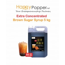 Extra Concentrated Brown Sugar Syrup 5 kg