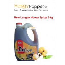 New Longan Honey Syrup 3 kg