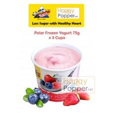 Polar Frozen Yogurt 75g x 3 Cups