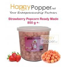 Popcorn Ready Made Strawberry 850g +-
