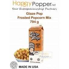 Glaze Pop Caramel Frosted Popcorn Mix 794 g