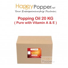 Popping Oil 20 kg ( Pure with Vitamin A & E )