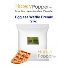 Eggless Crispy Waffle Mix 2 kg