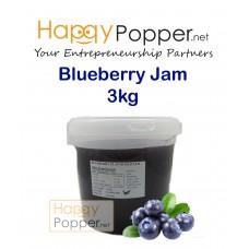 Blueberry Jam 3 kg