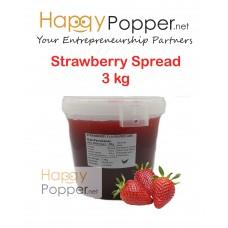 Strawberry Jam 3 kg