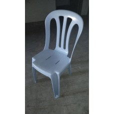3V Backrest Plastic Chair ( 2hand )