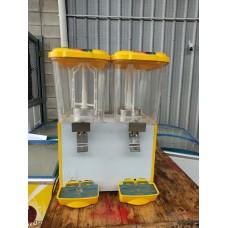 Electric Juice Dispenser 18 Liter x 2 tanks ( 2 hand )