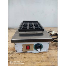 Takoyaki Machine Single Plate ( Local Machine )  ( Display Unit )  2 year warranty