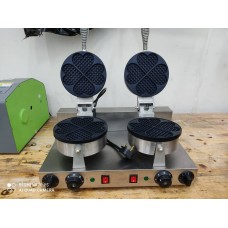 Waffle Machine Double ( Love ) ( Display Unit )