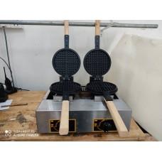 Waffle Machine Gas ( 2 hand )