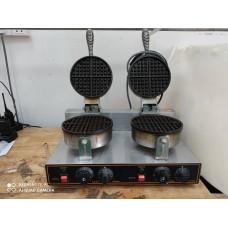 Waffle Machine Double ( OEM - Electric ) ( 2hand )